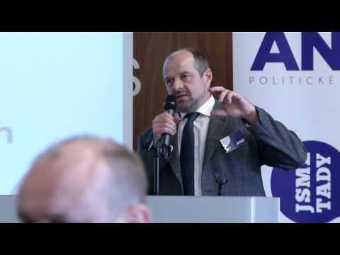 ANO: Jiří Tyc - Ekonomika a doprava