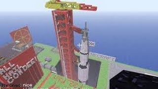 Minecraft Xbox 360 How To Make A Human Rocket(TU11 Update Video) (TNT Cannon)