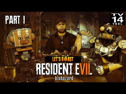Let's Riff Resident Evil VII (Part 1) - Incognito Gaming Warriors XP