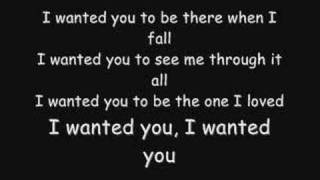 Ina - I Wanted You (w/ lyrics)