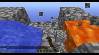LP. Minecraft - SkyBlock сервер.(скай блок на сервере?)