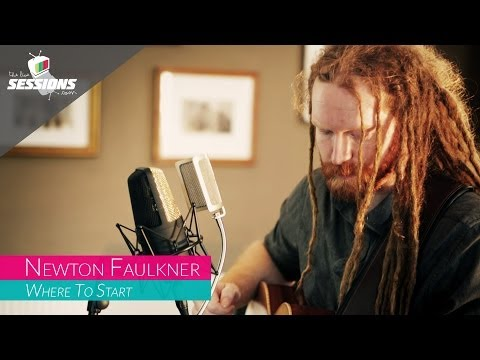 Клип Newton Faulkner - Where to Start
