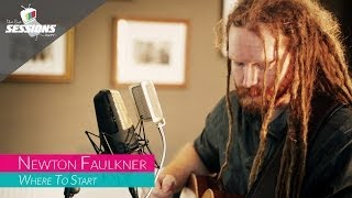 Newton Faulkner - Where To Start // The Live Sessions