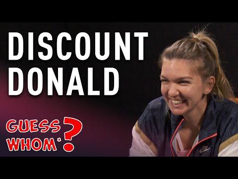 Simona Halep Guess Whom?* - Australian Open | Wide World of Sports