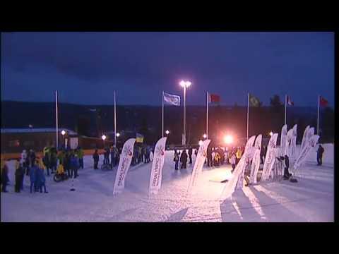 Biathlon Short Distance - Prize Giving Ceremony, IPC Nordic Skiing 2013