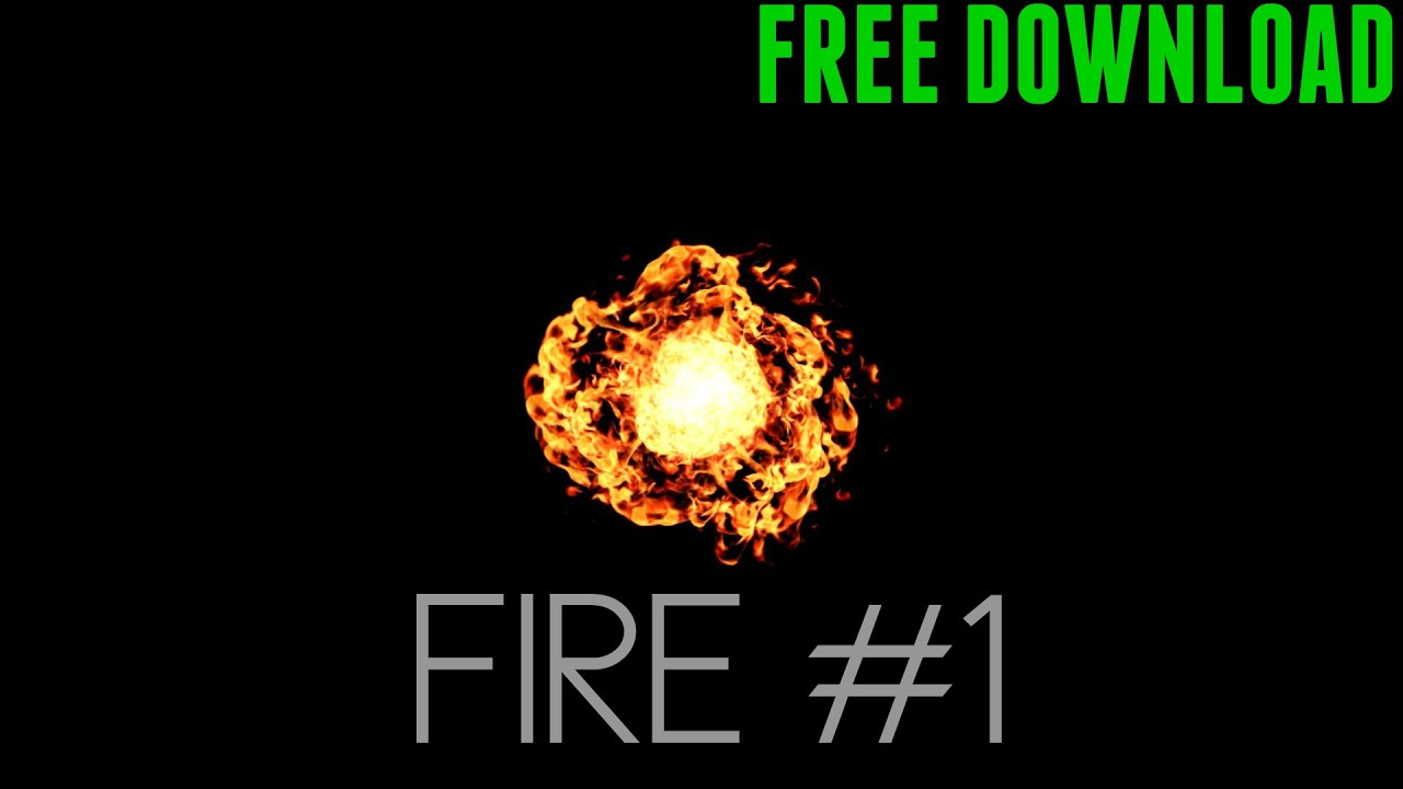 Fire 1# Transition 60FPS - Sony Vegas & After Effects
