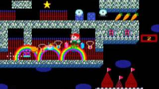 PC Engine Gaming: Rainbow Islands