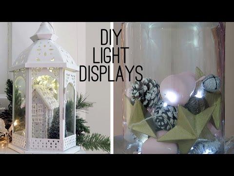 DIY Christmas Light Displays