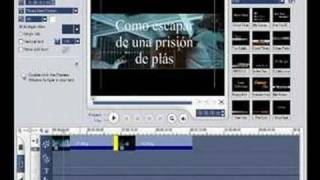 Video Tutorial Ulead Corel Video Studio / Nivel Básico - principiantes / Español- Spanish