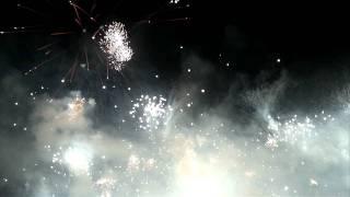 feu artifice geneve 2011, scene de malade