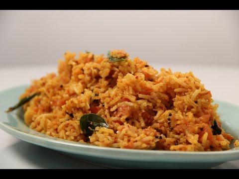 Tomato Rice   Cooksmart   Sanjeev Kapoor Khazana