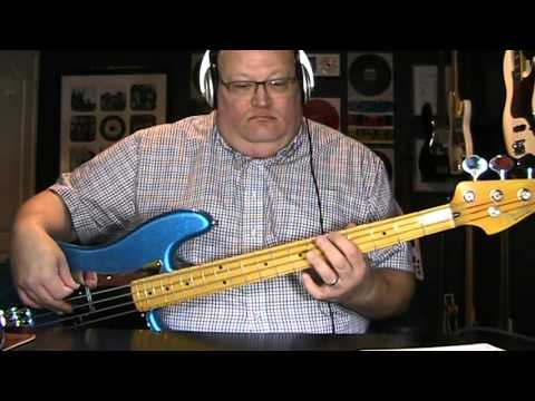 Dio Mystery Bass Cover with Notes & Tablature