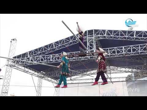 В Каспийске объявили победителей фестиваля «Арена Славы»