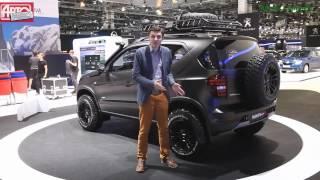 Новая Chevrolet Niva 2 - 2017  Нива-Шевроле(, 2016-12-03T10:46:48.000Z)