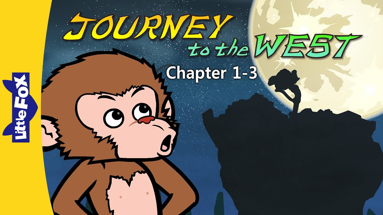 Download Journey to the West 1-3   Classics   Little Fox   Bedtime Stories