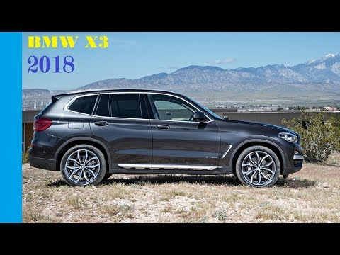 YEAH !!! 2018 BMW X3 EXTERIOR and INTERIOR COLORS