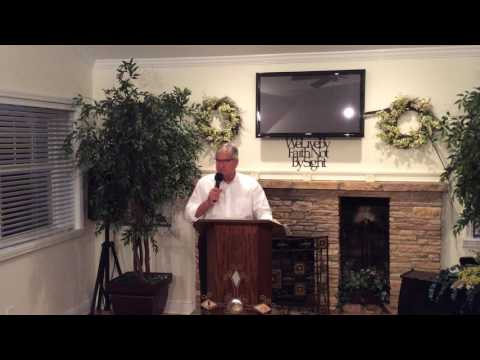 Calling Forth Those Things That Be Not - Pastor Kevin Howell