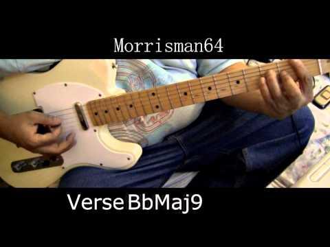 Toni Braxton - Breathe Again - Guitar Play along