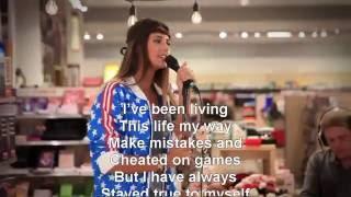 Antonia - I Got You @ Piano Session (lyric) bY Olaru