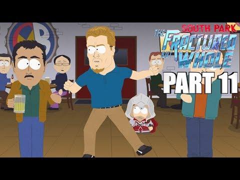 South Park The Fractured But Whole Walkthrough Part 11 - PC PRINCIPAL
