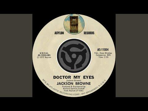 Doctor My Eyes