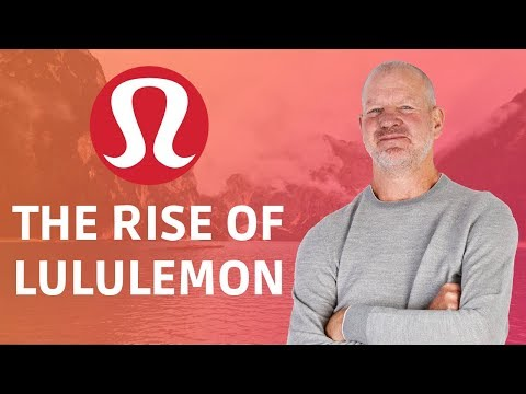 The Rise of Lululemon: A Simple Overview