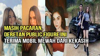 MASIH PACARAN, Deretan Public Figure Terima Mobil Mewah dari Kekasih, Sarah Ahmad hingga Elina Joerg