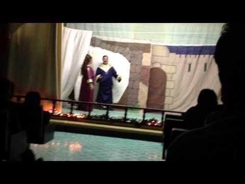 La historia de los Angeles- Drama Navideño 2013