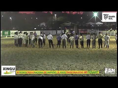 18° Rodeio Crioulo Nacional de Campeões - Querência - MT