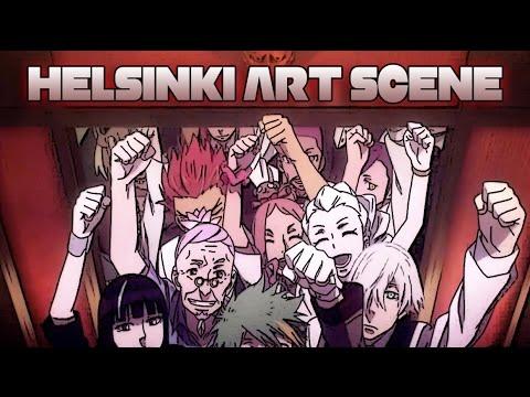 Helsinki Art Scene - AMV [Anime Mix]