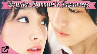 Top Popular Romantic Japanese Movies 2015 (All The Time)
