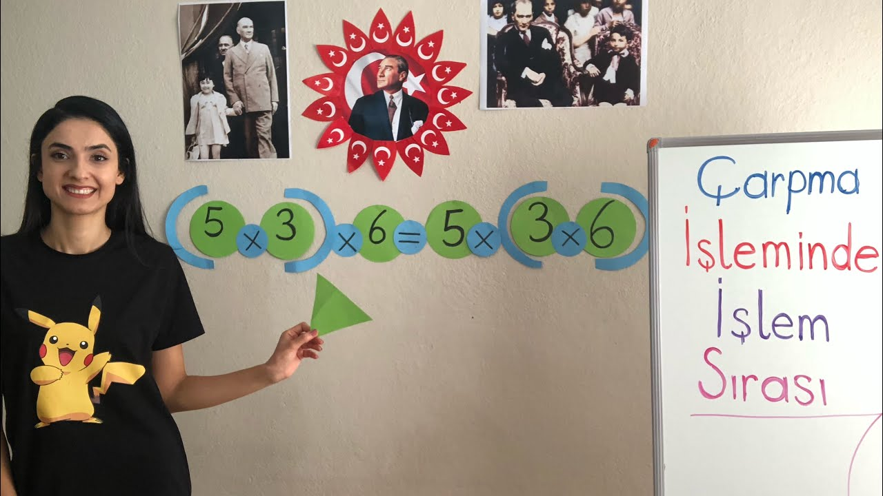 4.sınıf Matematik ÇARPMA İŞLEM ÖNCELİĞİ(PARANTEZLİ İŞLEMLER)🤩🤩🤩🤩