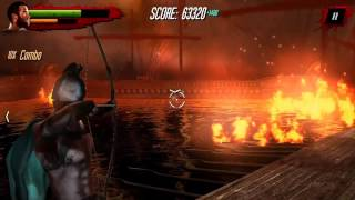 300 Rise of an Empire Video Game Gameplay (Web,IOS,Android) Trailer [HD]