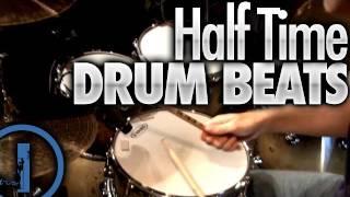 Half Time Drum Beats