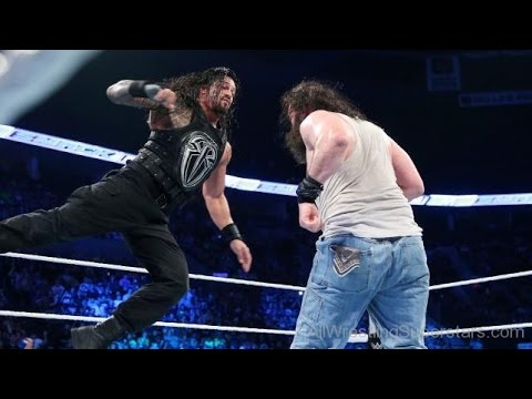 WWE Roman Reigns Fake Fight Exposed...