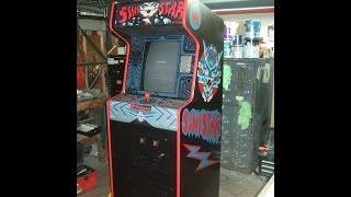 "#581 Williams SINISTAR Arcade Video Game ""BEWARE, I LIVE!""  TNT Amusements"