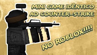 ONLY HEADSHOT in THEM-COUNTER-STRIKE on ROBLOX