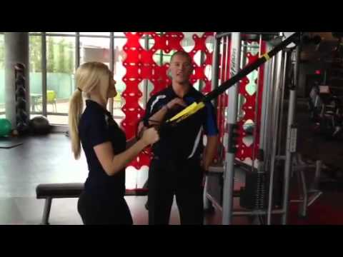 TRX Pistol Squat How To Video with Epic Fitness at West 6th