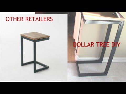 Dollar Tree DIY/Dollar Tree Wood Table