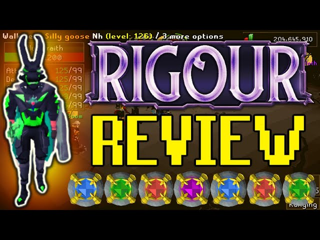 RSPS REVIEW : THIS RSPS IS PACKED WITH SO MUCH CONTENT!! ($100 GIVEAWAY) - Rigour RSPS