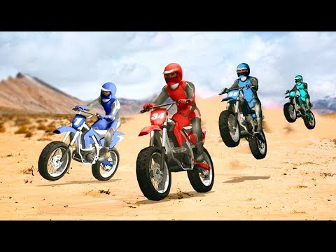 Bike Racing Games - Motocross Bike Racer - Gameplay Android free games