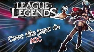 League of legends - Os melhores dos piores