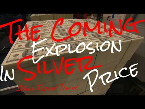 The Coming Silver Price Explosion!  Hidden in Plain Sight