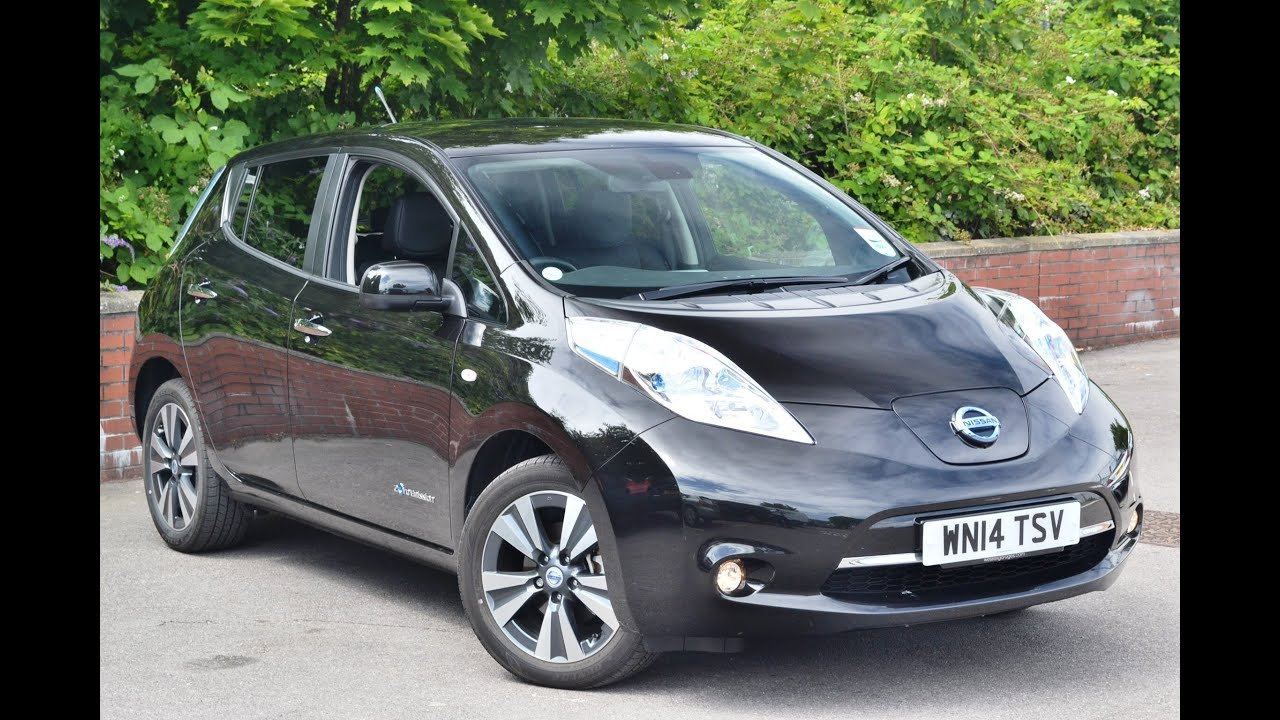 wn14tsv demo nissan leaf tekna hatchback at wessex garages pennywell road bristol youtube. Black Bedroom Furniture Sets. Home Design Ideas