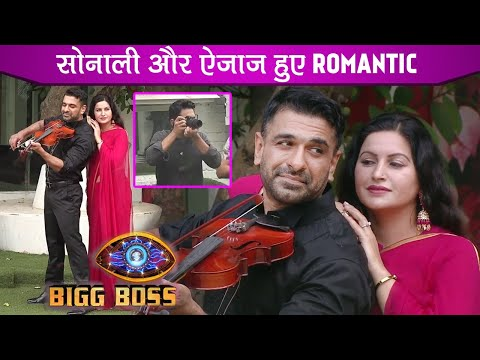 bigg-boss-14:-eijaz-khan-&-sonali-phogat-turns-couple,-give-romantic-pose-for-photoshoot-|