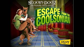 SCOOBY DOO 2 ESCAPE FROM THE COOLSONIAN