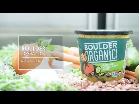 How Organic Soup is Made - Boulder Organic