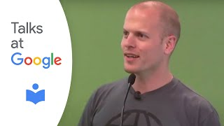 "Tim Ferriss, ""The Four-Hour Chef"": Authors at Google"