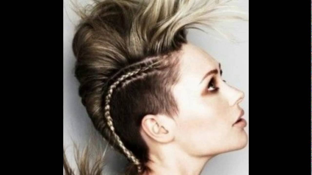 12 Punk Hairstyle For Girl  Punk Hairstyle For Long Hair