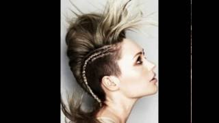 30 Punk Hairstyle For Girl Punk Hairstyle For Long Hair Youtube
